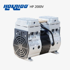 Hokaido Mini Oil Free Air Compressor Vacuum Pump (HP-2000V)