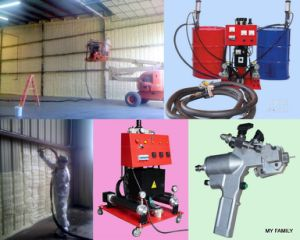 PU Foaming Spray Machine for Insulation