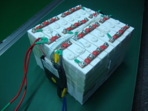 48V 10AH LiFePO4 Battery Pack