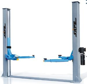 3.2T Floor Plate Two Post Auto Lift (QJY-B3200)