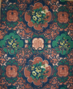 Most Poular Oriental Printing Floor Carpet pictures & photos