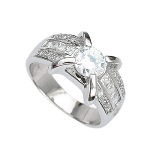 925 Silver Jewelry Ring (210784) Weight 6.3G