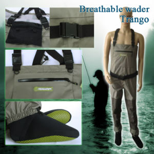 Breathable Waterproof Trango Fly Fishing Wader