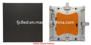 Epistar Chip P3 Indoor LED Screen / Module Green Color pictures & photos