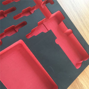 PE Foam Laminated Open Cell EVA Foam for Cases Packaging pictures & photos