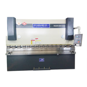 CNC Metal Sheet Bender Machine for Steel Light Pole