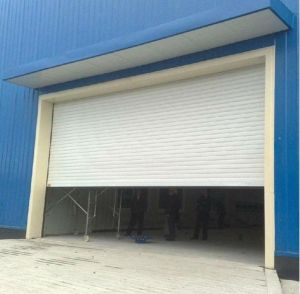 Automatic Galvanized Steel Rolling Shutter Door/Gate : galvanized door - pezcame.com
