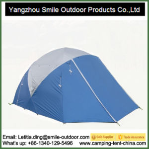 Vending Wind Resistant Best Outdoor Camping Travelling 4 Man Tent pictures & photos