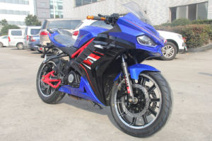 Cheap Motorcycle/Hot Sale Racing Motorcycle/Adult Racing Electric Sports Motorcycle pictures & photos