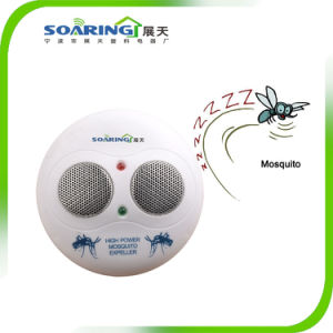 Ultrasonic Mosquito Repeller with 2 Speakers (ZT09045) pictures & photos