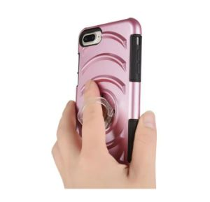 hot sale online 41ca8 e8cbd China Finger Holder Phone Case Back Cover for iPhone 7 8 Plus for ...