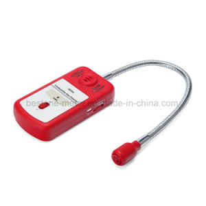 Gas Analyzer Combustible Gas Detector Portable Propane Gas Leak Location Determine Tester Meter Sound-Light Alarm 8800A pictures & photos