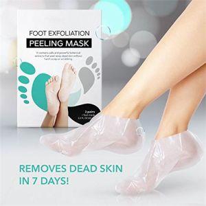 China Baby Soft Feet Callus Remover Foot Mask Peel Foot