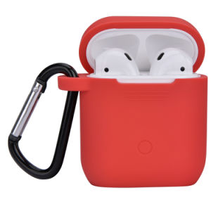 sale retailer ca9e5 9fff5 Custom Make Color Logo Printed Protective Silicone Case for Airpods  Charging Case