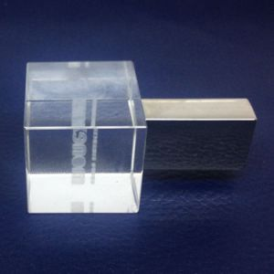 2g 4G 8g 16g Cube Shape Wedding Return Gifts Crystal USB Flash Drives pictures & photos