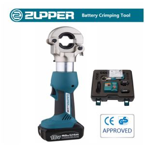 China Ez-300b Battery Power Wire Cable Crimping Tool for 16-300mm2 ...