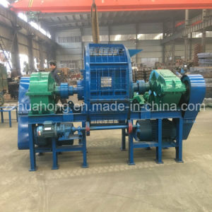 Scrap Rubber Powder Process Machine / Whole Tire Recycling Shredder Machine pictures & photos