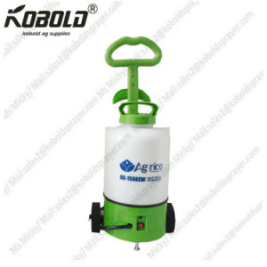 12L New Garden Pest Control Trolley Battery Knapsack Sprayer pictures & photos