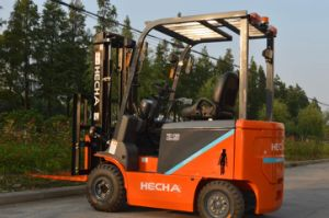 Electrical Forklift Truck with Battery (CPD25) pictures & photos