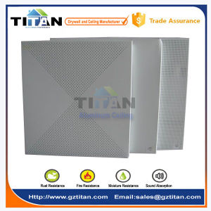 Clip in Perforated Aluminum Ceiling Tiles