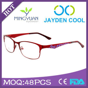 The Newest Style Fashion Super Slim Optical Frame Metal Optic Frame