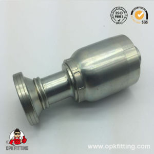SAE Flange 3000 Psi Integrated Hose Fitting (87311Y, 87312Y) pictures & photos