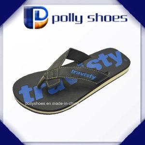 87c0bf4f20a China Hot Sale Fashion Men Nude Slipper Beach Flip Flop - China ...