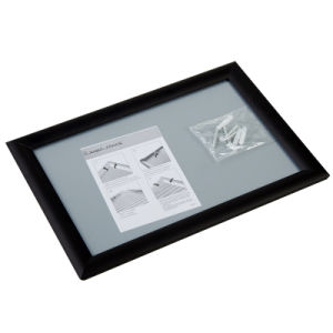 High Quality Poster Frame Black Snap Poster Frame pictures & photos