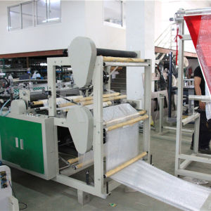 Automatic Two Lines EPE Bag Making Machine pictures & photos