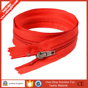 2016 Tailian High Quality 3# Nylon Closed End Zipper pictures & photos