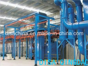 The Suspension Type Shot Blasting Equipment