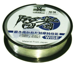 Medium Strength Nylon Monofilament Fishing Line pictures & photos