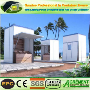 Prefab Movable 10FT 20FT 40FT Shipping Container Shop Storage Warehouse  Store
