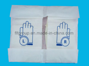 High Quality Small MOQ Powder Free Disposable Latex Surgical Gloves for Medical Use pictures & photos