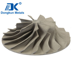 Alloy Aluminum impeller with Lost Wax Casting pictures & photos