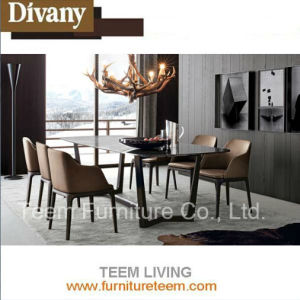 Dining Room Table Wooden Design Modern Furniture Table pictures & photos
