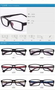 High Quality Tr90 Frame Optical Eyewear Glasses pictures & photos