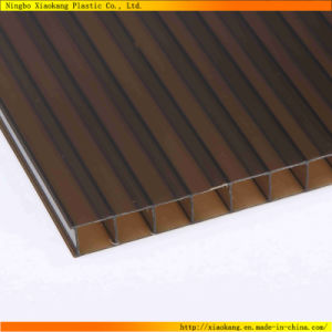 Bayer Sabic Material Triple-Wall Polycarbonate Hollow Sheet (XK-190)