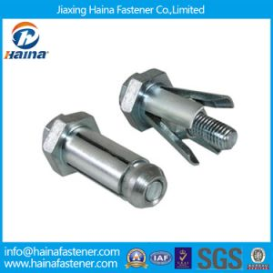 DIN Stainless Steel/Carbon Steel Sleeve Type Expansion Anchor Bolt/Through Bolt /Sleeve Wedge Anchor Bolt for Conceret pictures & photos