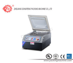 Vacuum Packing Machine with Cutter Dz-250 pictures & photos