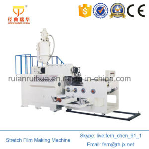 Single Layer Stretch Film Making Machine pictures & photos