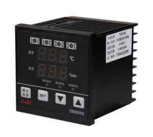 Intelligent Type Temperature&Humidity Controller Tdk0302 pictures & photos