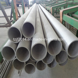 304 Stainless Steel Hollow Tube Standard Size pictures & photos
