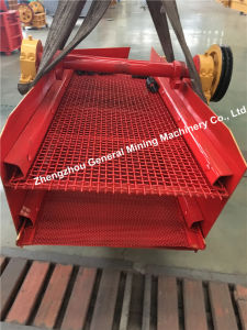 China Factory Cement Vibrating Screen Quarry Screening Plant ISO9001: 2008