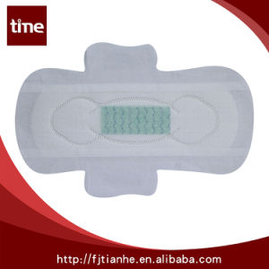 OEM High Quality Soft Sanitary Napkin pictures & photos