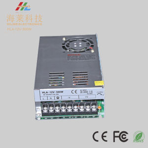 300W 5V 12V 24V IP20 Indoor Switching Mode LED Driver pictures & photos
