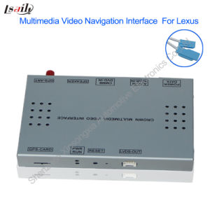 Nx 200! ! Car Navigation Interface Box for Lexus Upgraded Touch Navigation, USB, Audio and Video pictures & photos