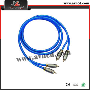 Factory High Performance Single Injection RCA Cable (R-038)
