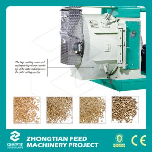 2016 China Most Famous Bank Ring Die Pellet Mill for Export pictures & photos