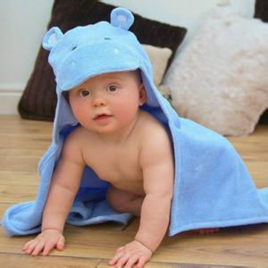 High Quality 100%Cotton Baby Hooded Bath Beach Towel pictures & photos